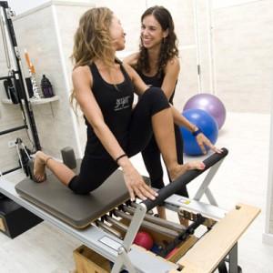 Pilates en Gimnasio De L´Art